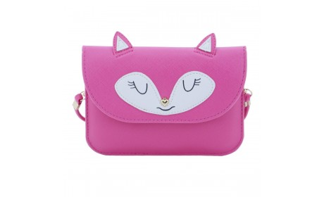 change purse customized multipurpose cute fox wallet pouch