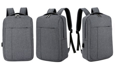 17 Inch Laptop Backpack For Men As Personal Item