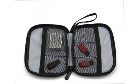 Travel Cables Carry Case Universal Organizer Pouch