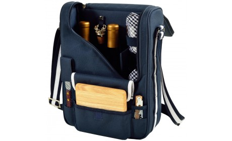 Picnic Wine champagne Insulated Cooler Bag for concerts