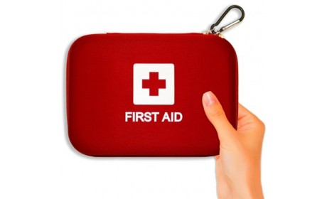 Wholesale Travel EVA First Aid Kit Case Emergency Storage Bag