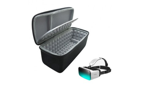3D Virtual Glasses VR Case 3D Virtual Reality VR Glasses Headset EVA Hard Storage Case