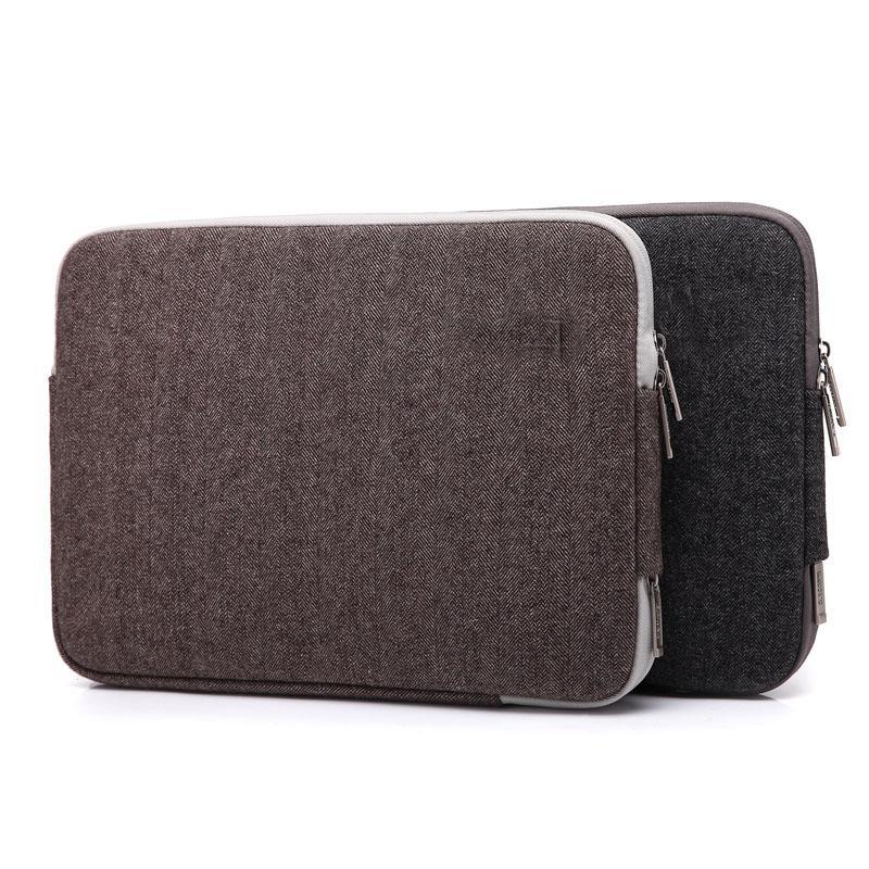 Waterproof Fabric Laptop Sleeve Case Bag Notebook Bag Case