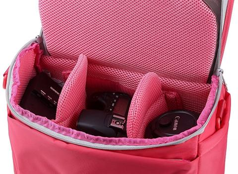Large Digital Camera Video Padded Carrying Bag