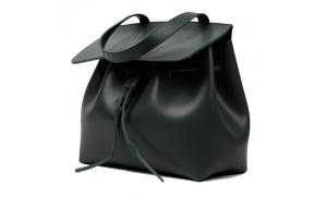 portable large lady leather Bucket bag shoulder bag tote bag