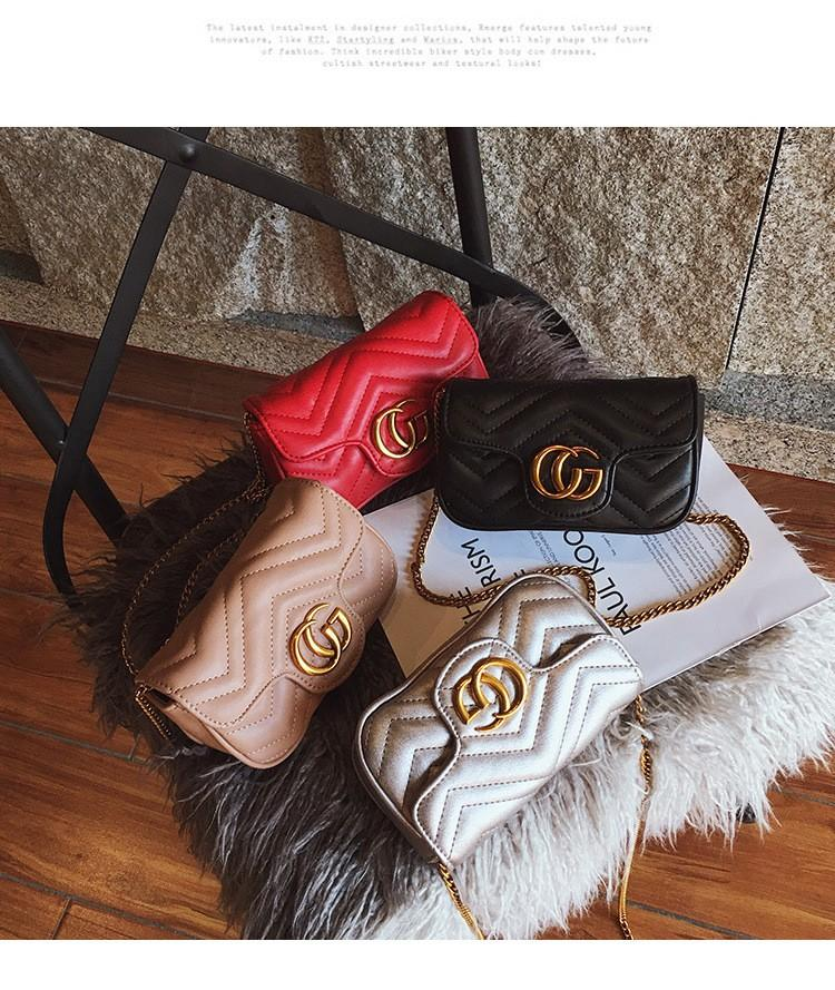 2019 Wholesale  Luxury Mini  Handbags For Women Chain Bags