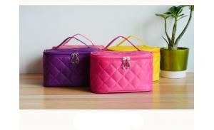 Wholesale Manufacturers Lady Cosmetic Bag Portable Receive Bag
