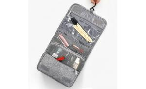 Wholesale Travel Mens Cosmetic Make up Toiletry Bag