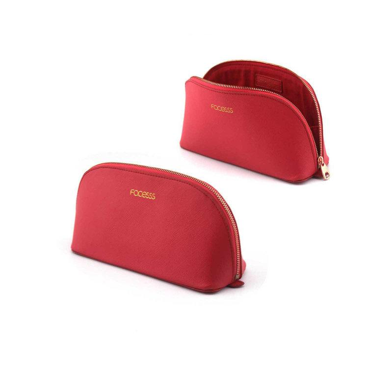 Portable Colorful Light Cosmetic Bag