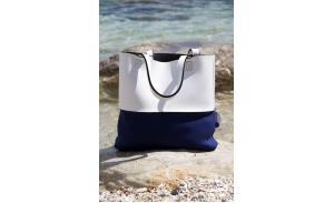 2020 new fashion neoprene best beach bag with inner pouch