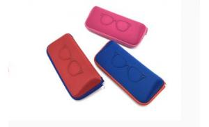 wholesale High grade colorful frame cheap eyeglasses glasses case