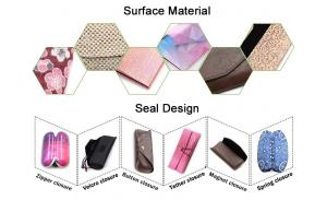 Special Design Square Shape Large Sunglasses Case For Wholesale