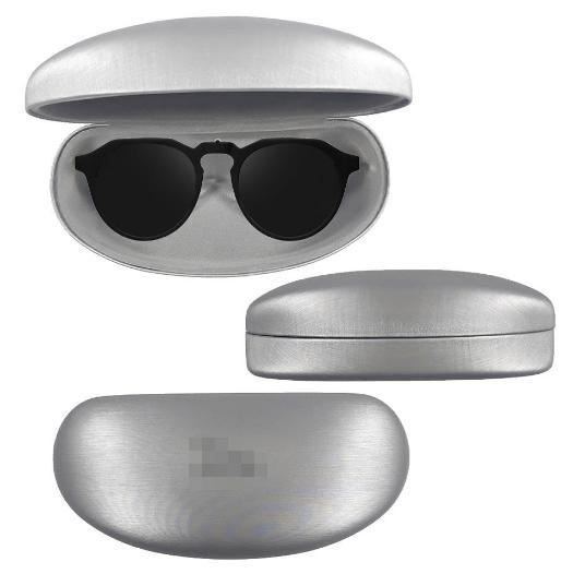 Pu Sunglasses/Eyeglasses Usage and Paper/Metal/Leather/Plastic/EVA etc Material Sunglasses Case Custom Sunglasses Packaging Case