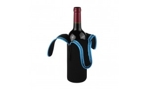 Zippers Closure Wine Bottle Neoprene Sleeves Bag