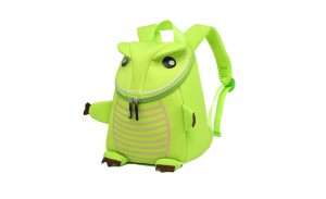 custom animal shape neoprene children backpack for boys and girls