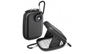 Hard EVA Travel Digital Camera Case EVA Shockproof Carrying Travel Case