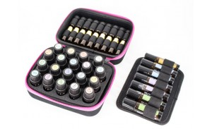 Stock Essential Oil Organizer Storage Box for 5ml 10ml 15ml Bottles